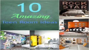 10 Teen Room Ideas – To keep your Boys Happy