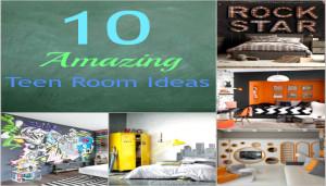 10 Teen Room Ideas – To keep your Boys Happy
