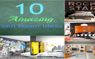 10 Teen Room Ideas - To keep your Boys Happy featured