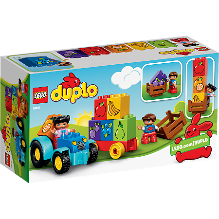 LEGO My First Duplo Set - My First Tractor - 10615