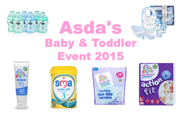 Asda baby and toddler event 2015 update august negle
