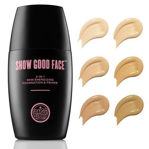 Boots deals 2015 - Soap & Glory Show Good Face 2-In 1 Foundation & Primer