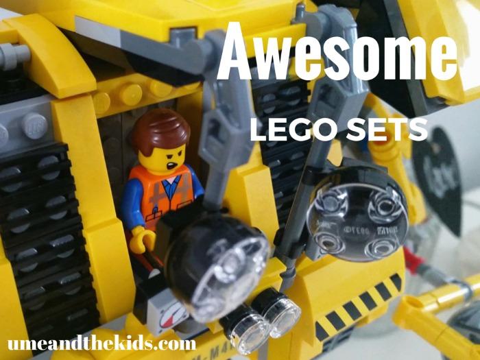 Lego Sets from George at Asda Lego Movie