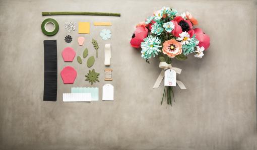 Build a Bouquet Project Kit worth £22.95