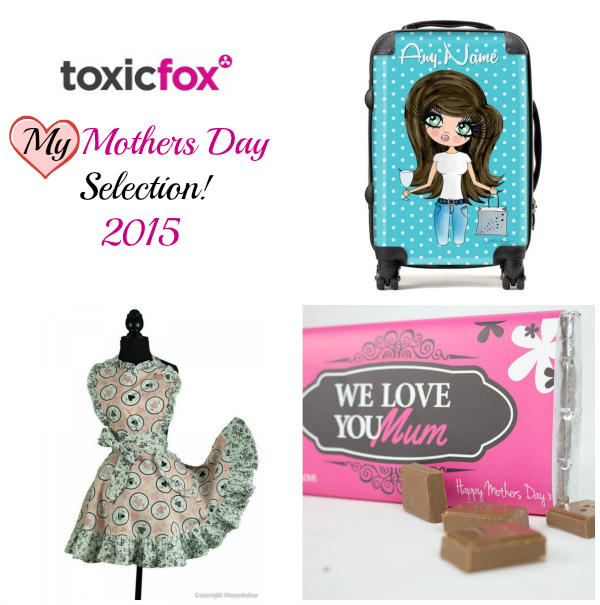 toxicfox mothersday selection 2015