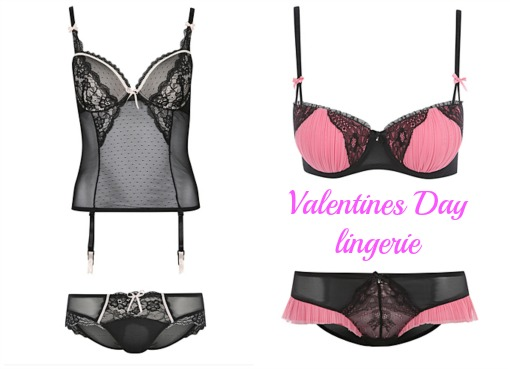 Valentines day gift ideas for her lingerie