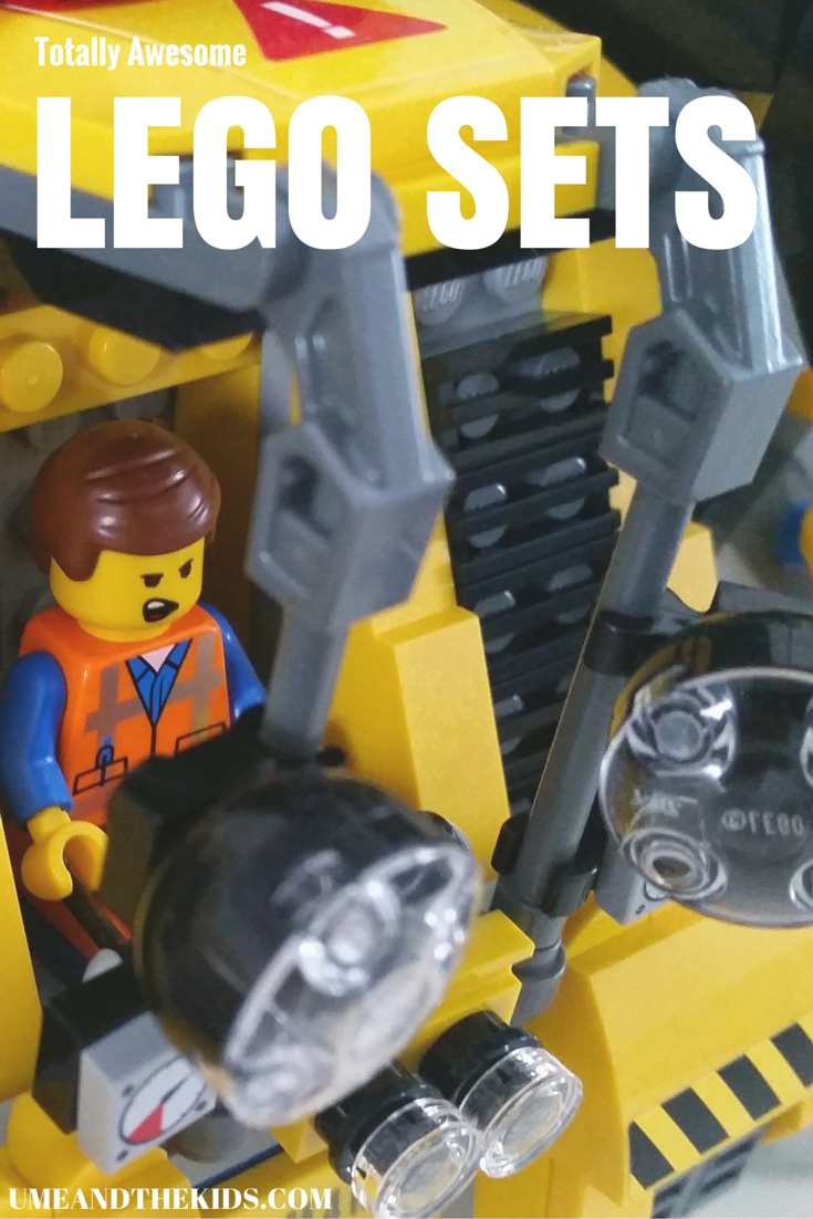 The Best Lego Sets available 2015