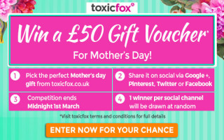 Toxic Fox Mothers Day Competition
