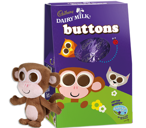 Easter eggs 10 of the best for kids 2015 u me and the kids easter eggs 2015 buttons egg gift set negle Image collections