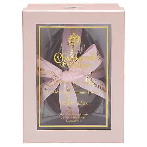 Top 10 Best Easter Eggs  Charbonnel et Walker Milk Chocolate Egg with Pink Marc de Champagne Truffles