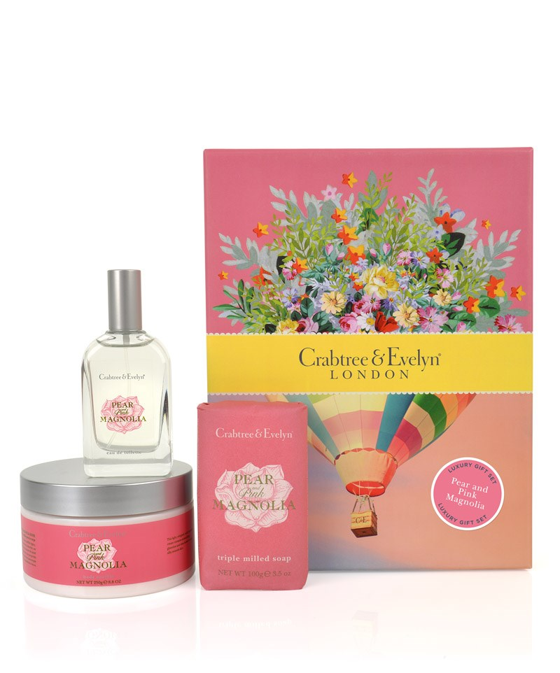 Buy it with Love campaign & Crabtree & Evelyn