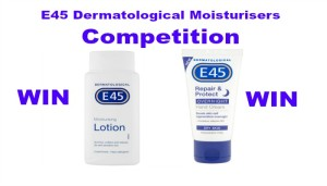 E45 Dermatological Moisturisers Competition