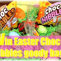 Easter Choc Nibbles goody bag
