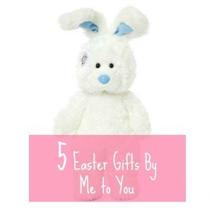 My top 5 Easter Gifts from Me to You | Giveaway