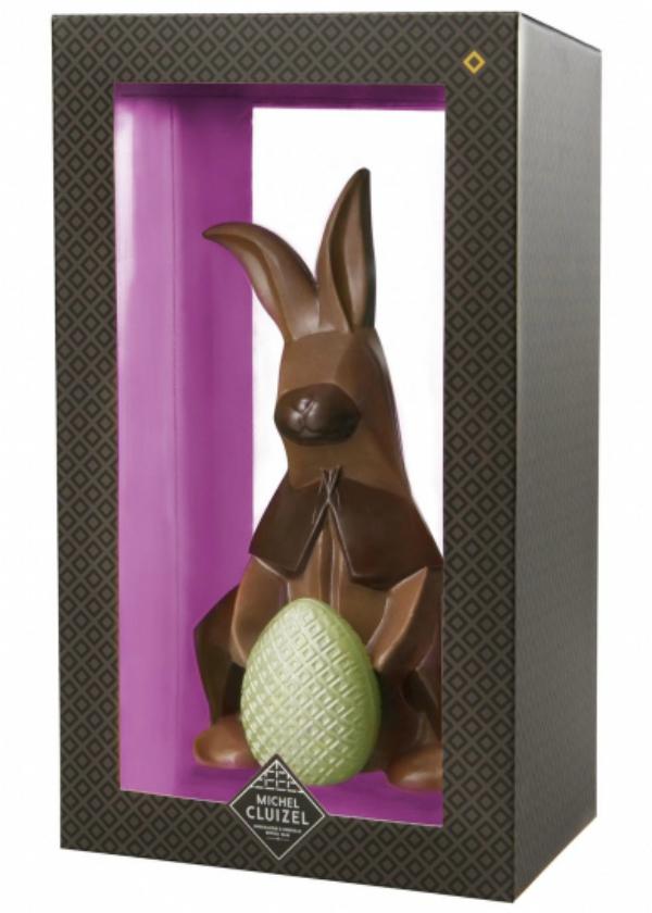 Top 10 Best Easter Eggs 2015 Michel Cluizel Origami Rabbit