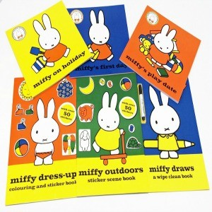 Celebrate Miffy's Birthday – Miffy's birthday book