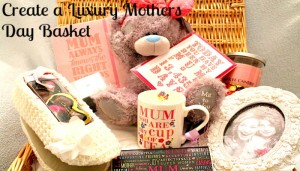 Easily Create this fantastic Mothers Day basket