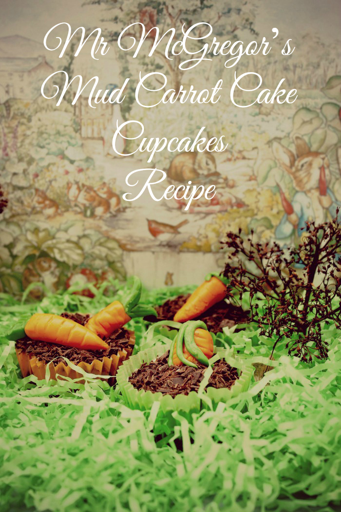 Easy Recipes - Mr McGregor's-Mud-Carrot-Cake-Cupcakes-Recipe