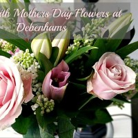 Say it with Mothers Day Flowers at Debenhams