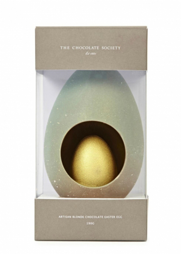 Top 10 Best Easter Eggs The Chocolate Society Egg In An Egg