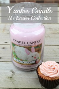 The Yankee Candle Easter Collection
