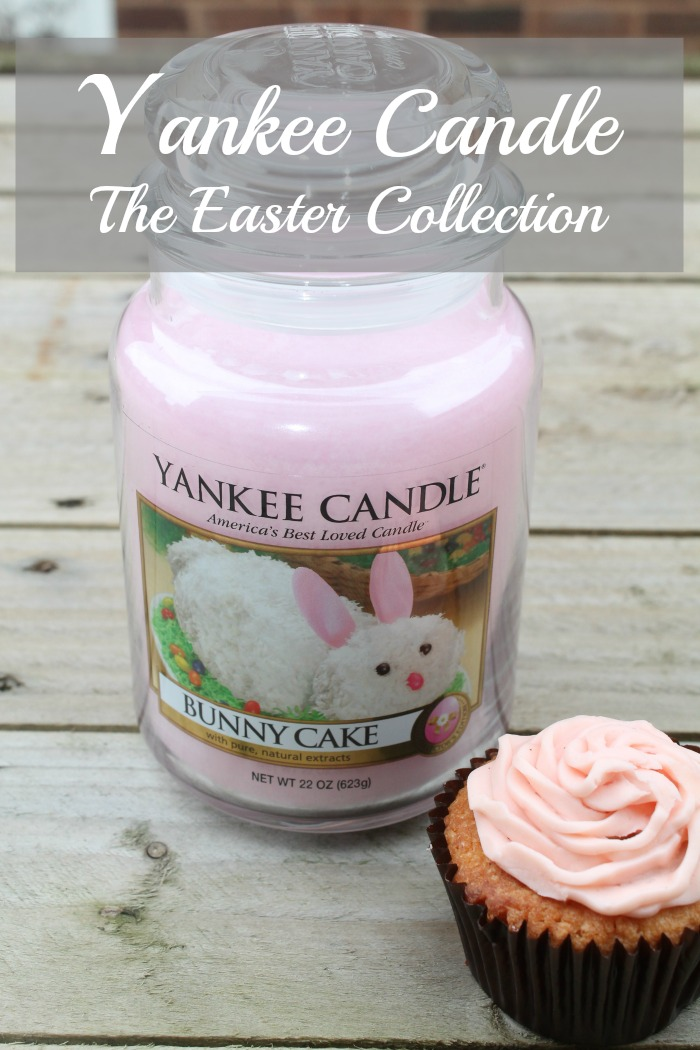 Best Candles - The Yankee Candle Easter Collection - Bunny Cake £19.99