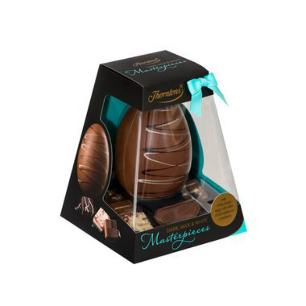 Top 10 Best Easter Eggs in 2015 Thornton's Milk Chocolate Masterpiece