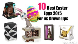 Top 10 Best Easter Eggs in 2015