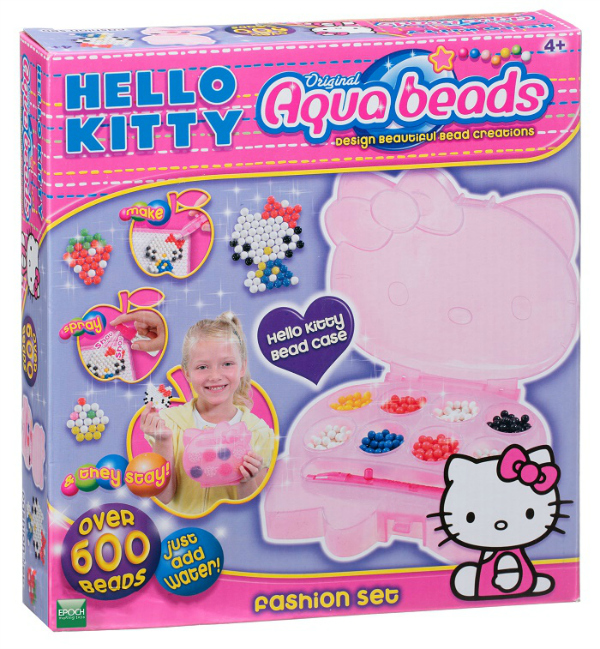 Win a Aqua Beads Hello Kitty Fashion Set