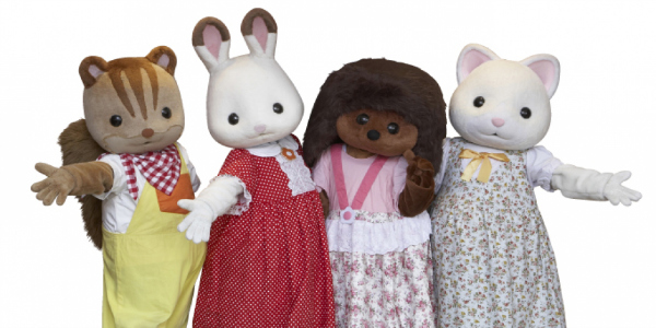 Win a Sylvanian Families Bear Family Set