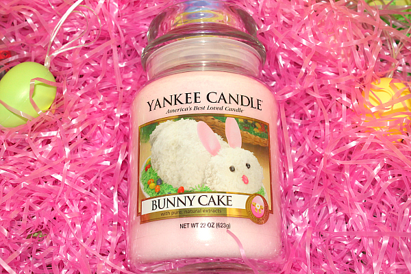 Yankee Candle - Bunny cake my home