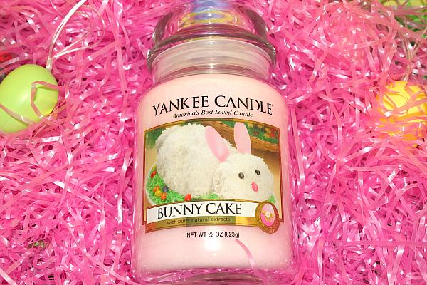 Yankee Candle - Bunny cake my home