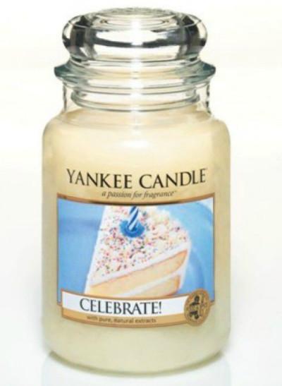 Yankee Candle Celebrate