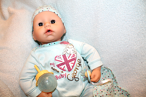 Baby Annabell Brother George Review