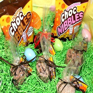 Choc Nibbles – Give-away #secretnibble