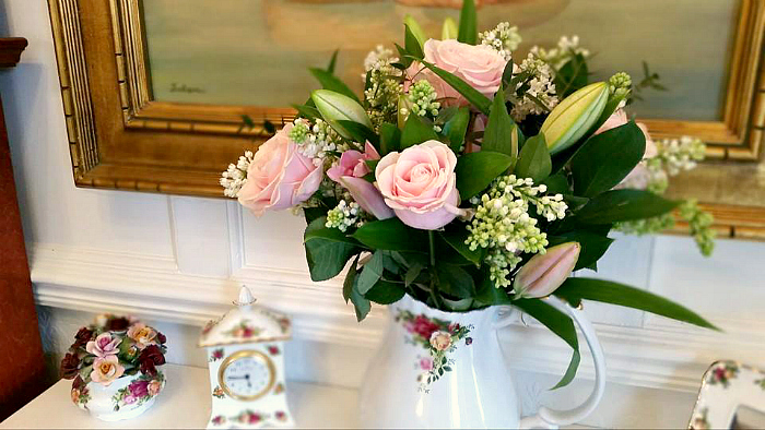 Mothers Day Flowers at Debenhams bouquet