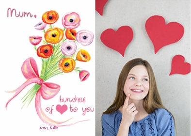 Truprint Personalised Photo Gifts for Mothers day Free card Offer 2