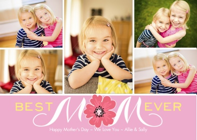 Truprint Personalised Photo Gifts for Mothers day Free card Offer