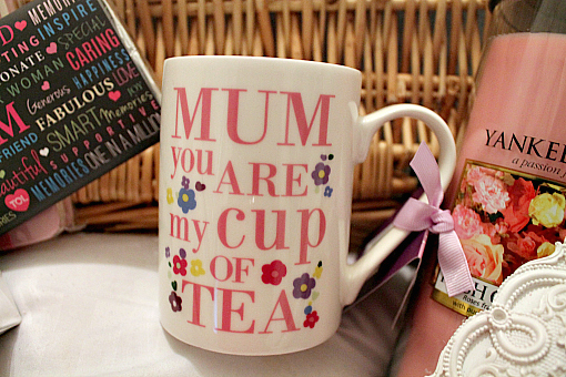 Mothers Day Gift Ideas - Create your own Mothers Day basket 2015 Mug