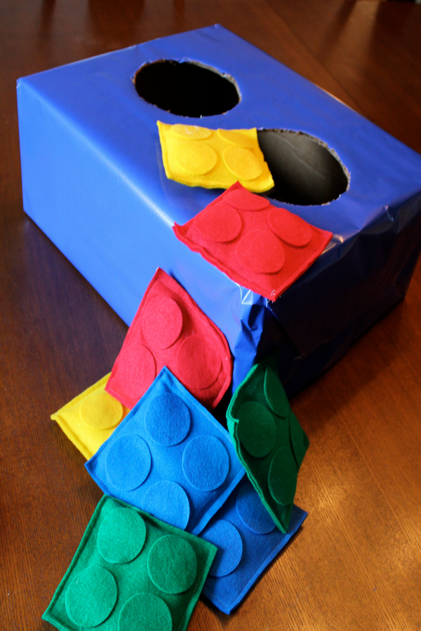 Lego_Birthday_Party_Ideas_DIY_Lego_Bean_Bags