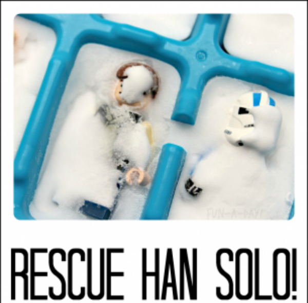 Lego_Birthday_Party_Ideas_Rescue_A_Frozen_Lego_Figure