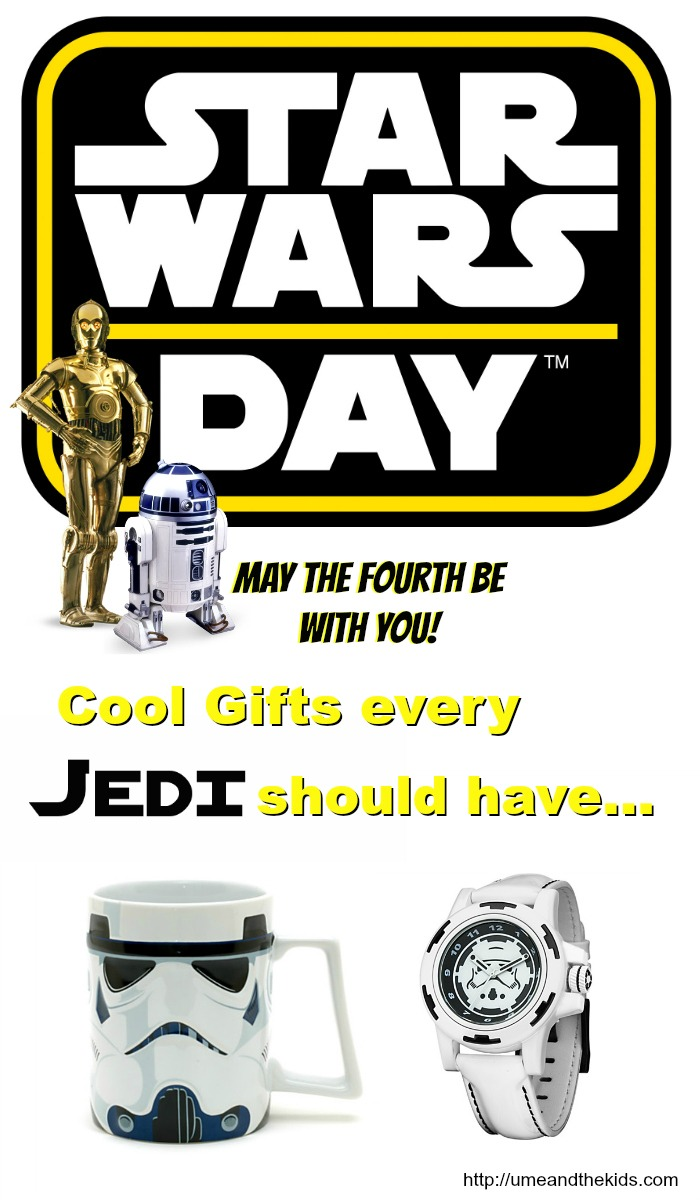 Star Wars Day Gifts for Jedi