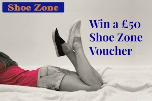 Win a £50 Shoe Zone Voucher