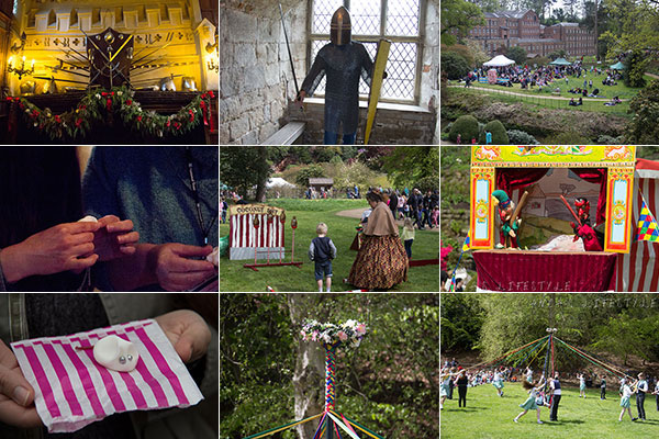 Places to go with kids| Attend special events |National Trust
