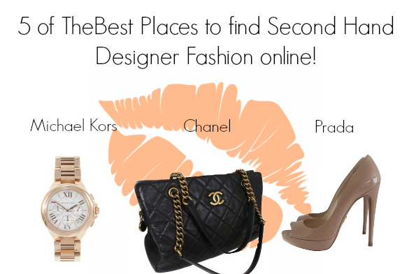 5 of the best places to find second hand designer fashion online