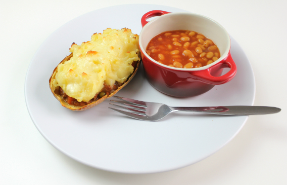 Easy Recipes: How to make Cottage Pie Jackets