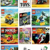 Daily Mail Lego Promotion 2015
