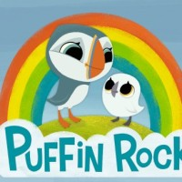 Free Nick Jr Puffin Rock colouring sheets