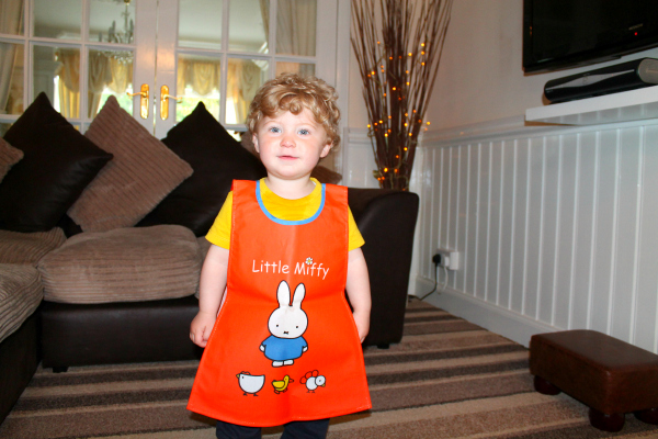Miffy and Friends - Apron