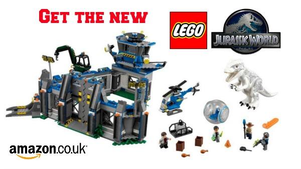Lego Jurassic World 2015